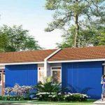Rumah Sederhana Cluster Uluwatu Citra Maja Raya