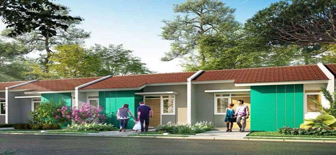 Citra Maja Raya Rumah Sederhana Cluster Bedugul | Citra ...